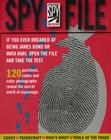 International Spy Museum Spy File: 250 Intriguing Questions and Puzzles About the Mysterious World of Espionage Cover Image