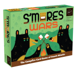 S'mores Wars: The Campfire Card Game of Snack Attacks (Competitive Card-Drafting Marshmallow Game for the Whole Family, Fast and Fun Food-Themed Card Game) Cover Image