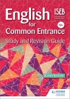 English for Common Entrance Study and Revision Guide Cover Image