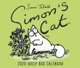 Simon's Cat 2020 Box Calendar Cover Image
