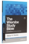 By the Book Series: Wiersbe, Genesis, Paperback, Comfort Print: Be Transformed by the Power of God's Word Cover Image