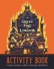 Great Fire of London Activity Book Cover Image