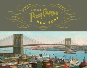Vintage Postcards of New York Cover Image