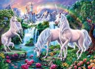 Puzzle Unicorn Paradise Cover Image