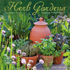 Herb Gardens 2021 Wall Calendar: Recipes & Herbal Folklore Cover Image