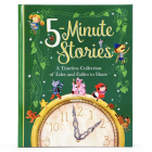 A Treasury of Five Minute Stories Cover Image