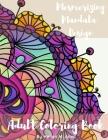 Adult Coloring Book - Mesmerizing Mandala Design Cover Image