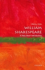 William Shakespeare: A Very Short Introduction Cover Image