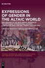 Expressions of Gender in the Altaic World: Proceedings of the 56th Annual Meeting of the Permanent International Altaistic Conference (Piac) Cover Image