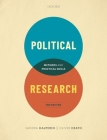 Political Research: Methods and Practical Skills Cover Image