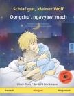 Schlaf gut, kleiner Wolf - Qongchu', ngavyaw' mach (Deutsch - Klingonisch): Zweisprachiges Kinderbuch, mit Hörbuch zum Herunterladen Cover Image