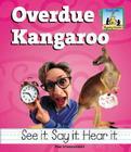 Overdue Kangaroo (Rhyming Riddles) Cover Image