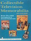 Collectible Television Memorabilia Cover Image
