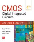 CMOS Digital Integrated Circuits Analysis & Design Cover Image