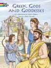 Greek Gods and Goddesses (Dover Coloring Books) Cover Image