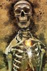 Skeleton Notebook Cover Image