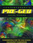 Pre-GED Satellite Book: Social Studies (GED Calculators) Cover Image