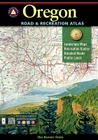 Benchmark Oregon Road & Recreation Atlas Cover Image
