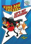 Let's Get Cracking!: A Branches Book (Kung Pow Chicken #1) Cover Image