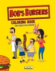 Bob's Burger: Coloring book Cover Image