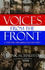 Voices from the Front: Letters Home from America's Military Family Cover Image