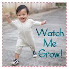 Watch Me Grow! (Baby Firsts) Cover Image