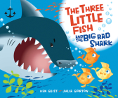 The Three Little Fish and the Big Bad Shark Cover Image