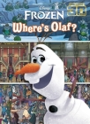 Disney Frozen: Where's Olaf?: Look and Find Cover Image