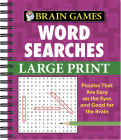 Word Searches (Brain Games (Unnumbered)) Cover Image