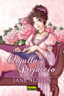Orgullo y prejuicio (Clasicos manga) Cover Image