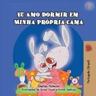 I Love to Sleep in My Own Bed (Portuguese Children's Book - Brazil): Brazilian Portuguese Cover Image