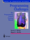 Programming Challenges: The Programming Contest Training Manual (Texts in Computer Science) Cover Image