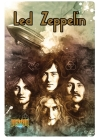 Rock and Roll Comics: Led Zeppelin Cover Image
