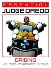 Essential Judge Dredd: Origins (Essential Judge Dredd ) Cover Image