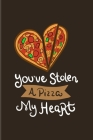 You've Stolen A Pizza My Heart: Short Funny Love Quote 2020 Planner - Weekly & Monthly Pocket Calendar - 6x9 Softcover Organizer - For Pizza & Italian Cover Image