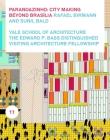 Paranoazinho: City-Making Beyond Brasilia, Rafael Birmann and Sunil Bald (Edward P. Bass Distinguished Visiting Architecture Fellowshi) Cover Image