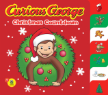 Curious George Christmas Countdown (CGTV Tabbed BB) Cover Image