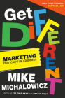 Get Different: Marketing That Can't Be Ignored! Cover Image