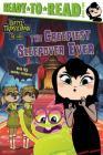 Creepiest Sleepover Ever (Hotel Transylvania: The Series) Cover Image