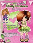 Sherri Ann Baldy My Besties Pouty Prudence Coloring Book Cover Image