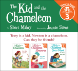 The Kid and the Chameleon Set #1 (the Kid and the Chameleon: Time to Read, Level 3) Cover Image