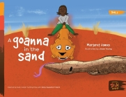 A goanna in the sand Cover Image