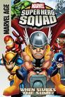 When Slurks the Slime! (Super Hero Squad) Cover Image