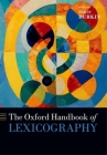 The Oxford Handbook of Lexicography (Oxford Handbooks) Cover Image