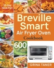 Breville Smart Air Fryer Oven Cookbook Cover Image