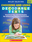Choosing and Using Decodable Texts: Practical Tips and Strategies for Enhancing Phonics Instruction Cover Image