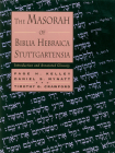 The Masorah of Biblia Hebraica Stuttgartensia: Introduction and Annotated Glossary Cover Image