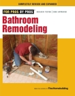 Bathroom Remodeling (For Pros By Pros) Cover Image