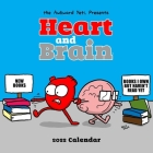 Heart and Brain 2022 Wall Calendar Cover Image