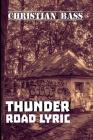 Thunder Road Lyric Cover Image